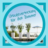 Die LECHUZA Urlaubsvertretung für den Sommer